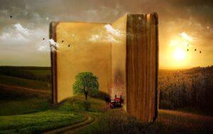 En bog fuld af eventyrer, skal illustrere en selvbiografi